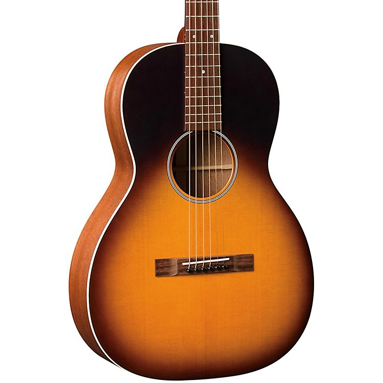 Martin 17 Series 00-17S Grand Concert Acoustic Guitar Whiskey Sunset