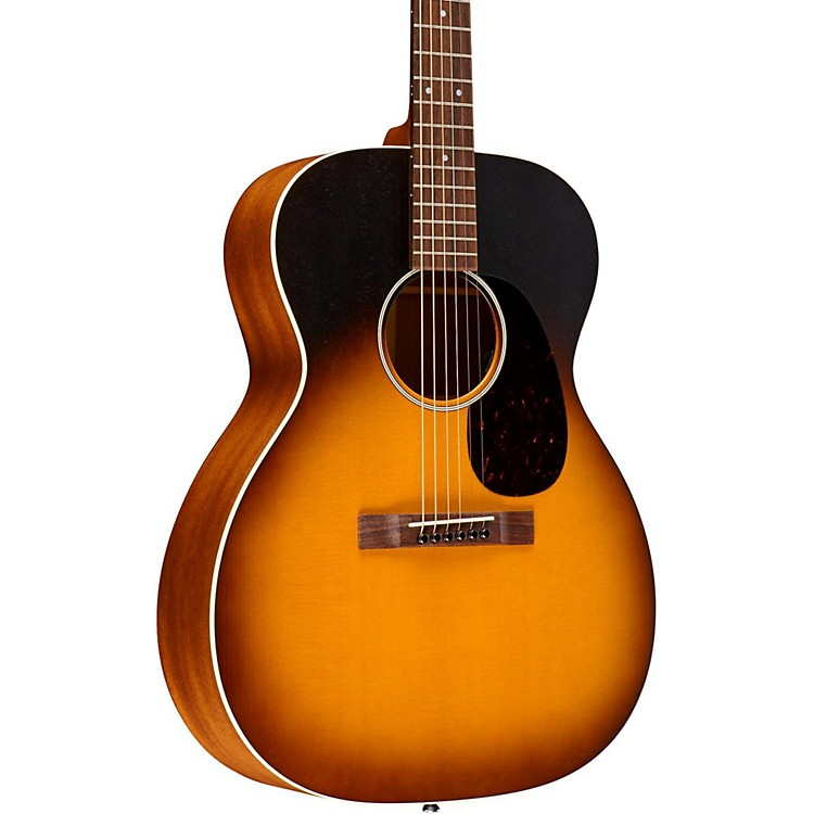 Martin 17 Series 000-17E Auditorium Acoustic-Electric Guitar Whiskey Sunset