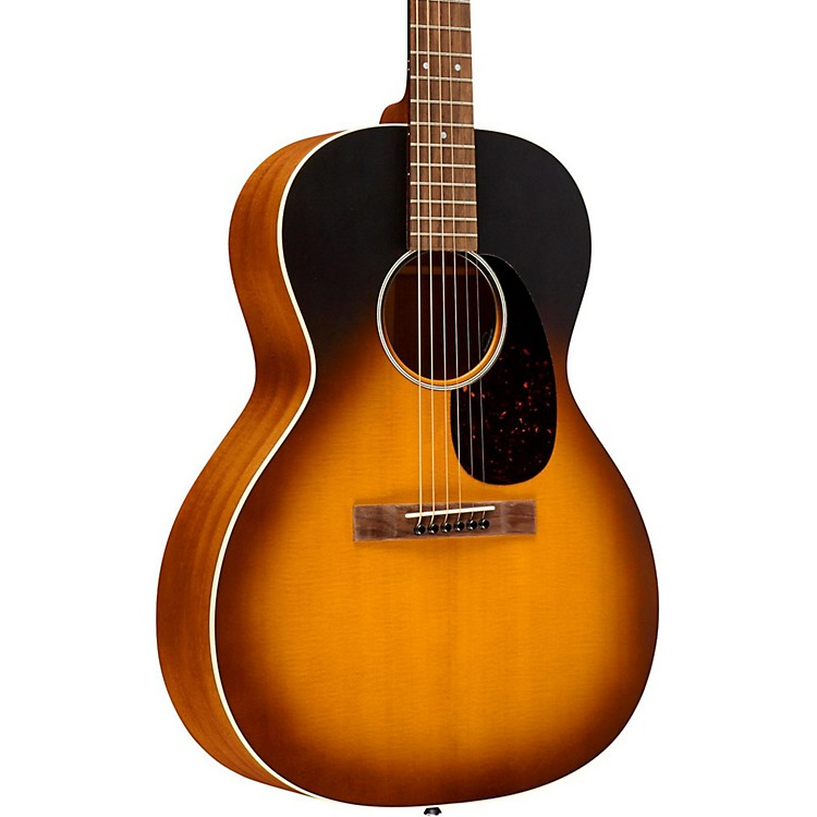 Martin 17 Series 00L-17E Grand Concert Acoustic-Electric Guitar Whiskey Sunset