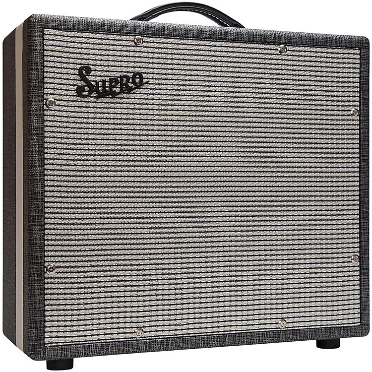 Supro 1791 Black Magick 1x15 Extension Cabinet