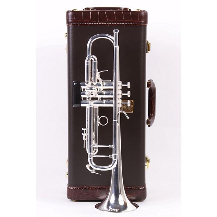 Bach180S37 Stradivarius Series Bb TrumpetSilver886830455377