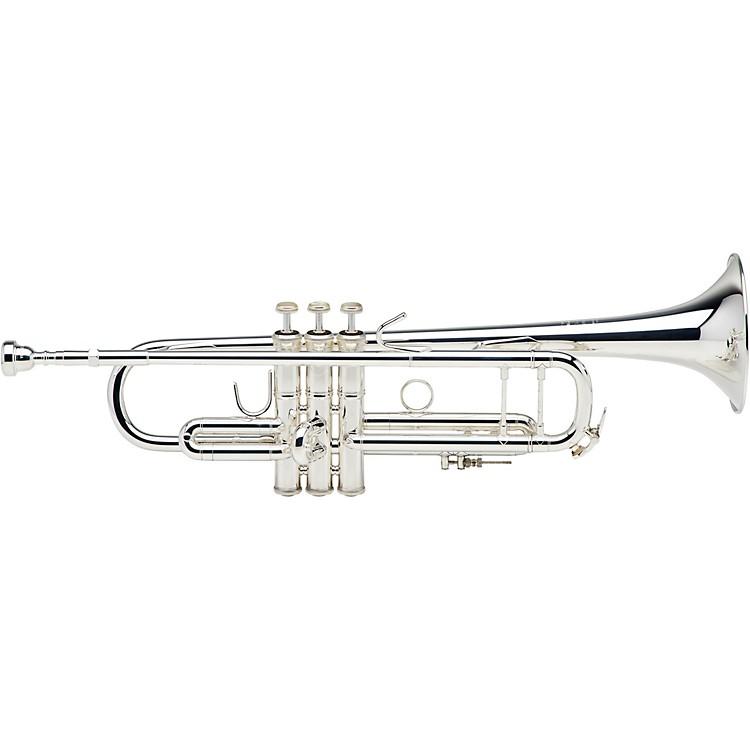 Bach180S37 Stradivarius Series Bb TrumpetSilverYellow Brass Bell