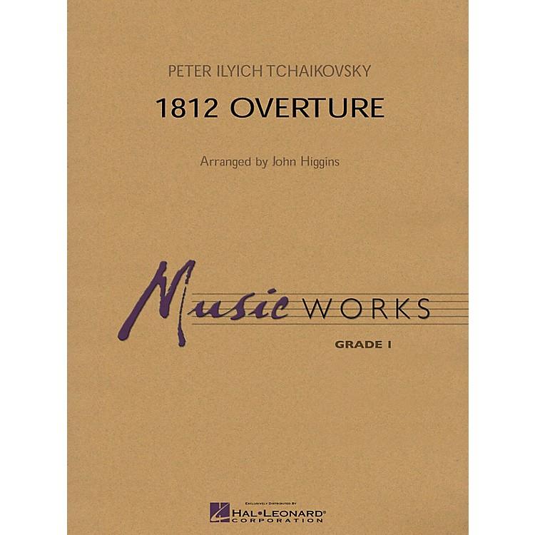 Hal Leonard1812 Overture Concert Band Level 1 Arranged by John Higgins