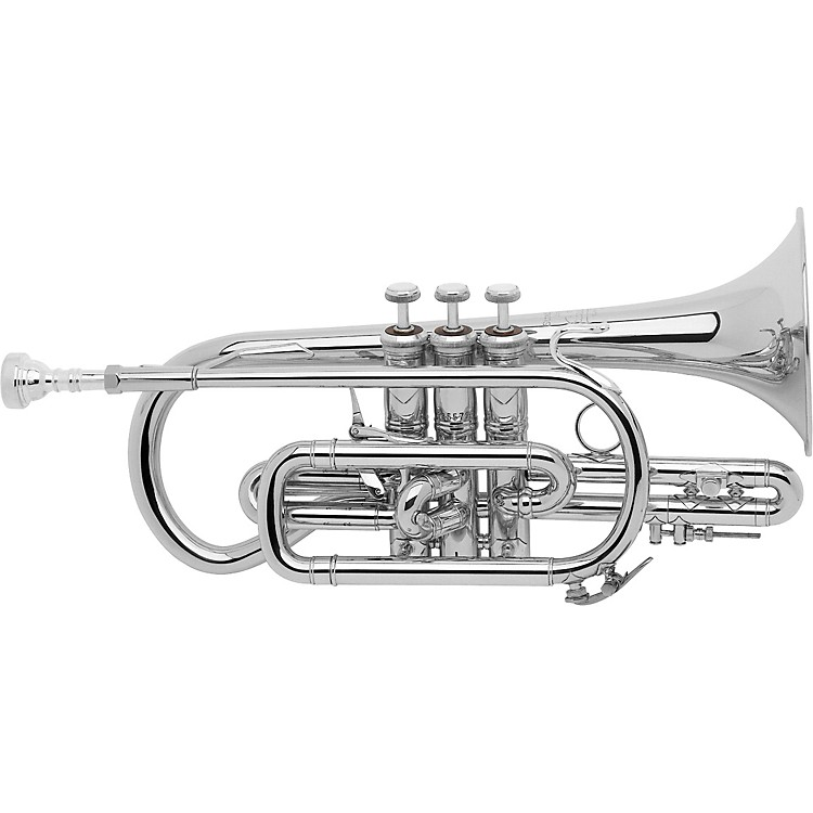 Bach 184ML Stradivarius Series Bb Cornet 184ML Lacquer