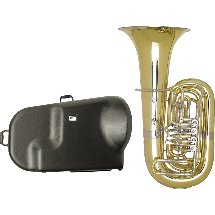 Miraphone187 Series 4-Valve BBb Tuba with Hard Case