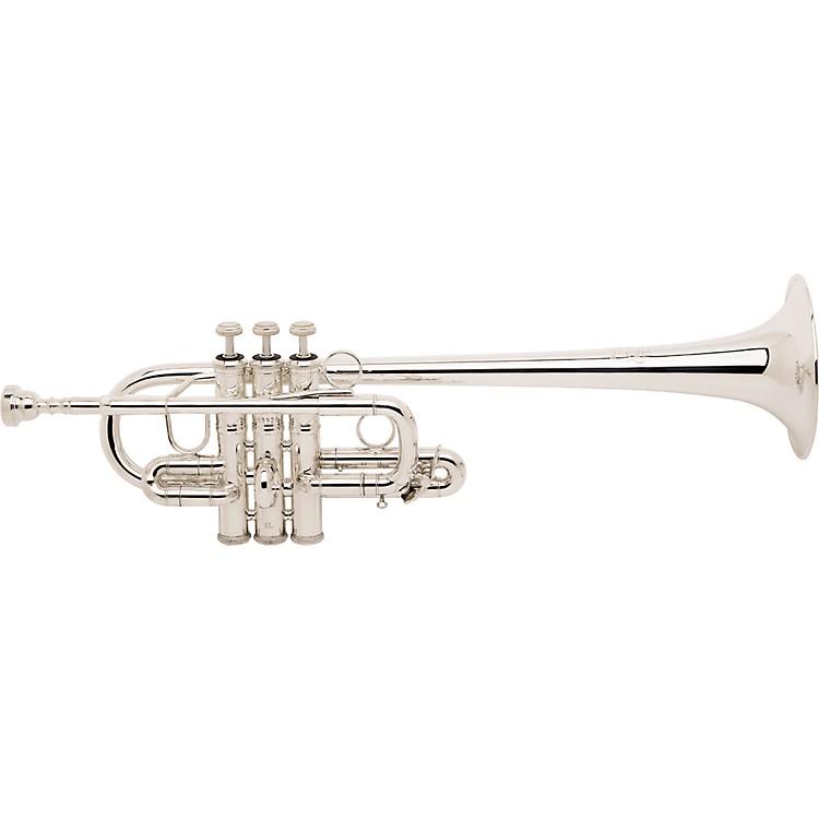 Bach189 Stradivarius Series Eb/D Trumpet189S Silver