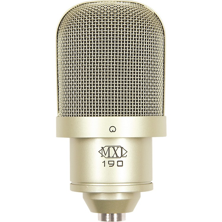 Large Diaphragm Condenser Microphone : mxl 190 large diaphragm condenser microphone music123 ~ Russianpoet.info Haus und Dekorationen