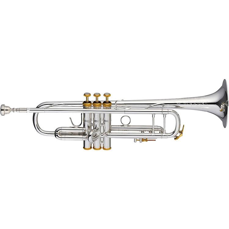 Bach190S43 Stradivarius Centennial Series Professional Bb TrumpetSilver platedYellow Brass Bell