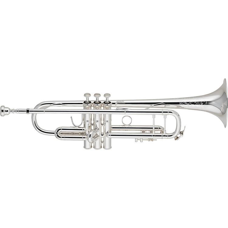 Bach190S43 Stradivarius Series Bb TrumpetSilver platedYellow Brass Bell