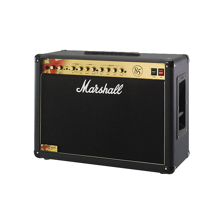 Marshall 1923C 85th Anniversary 50W 2x12 Tube Guitar Combo Amp Black