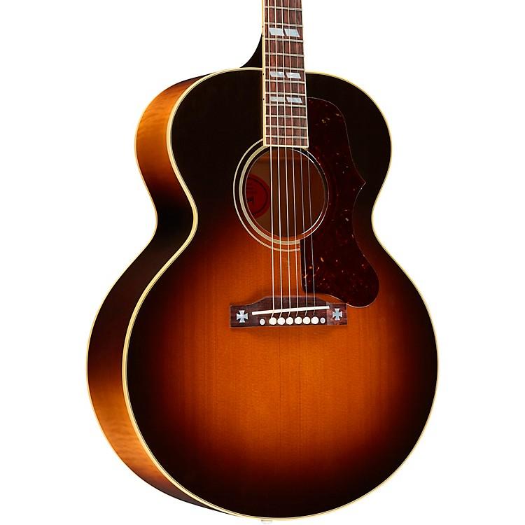 Gibson1952 J-185 Acoustic GuitarVintage Sunburst