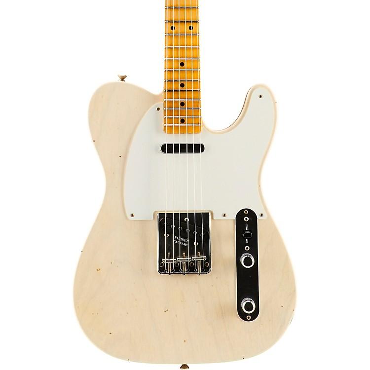 Fender Custom Shop1955 Journeyman Relic Telecaster - Custom Built - NAMM Limited EditionAged White Blonde