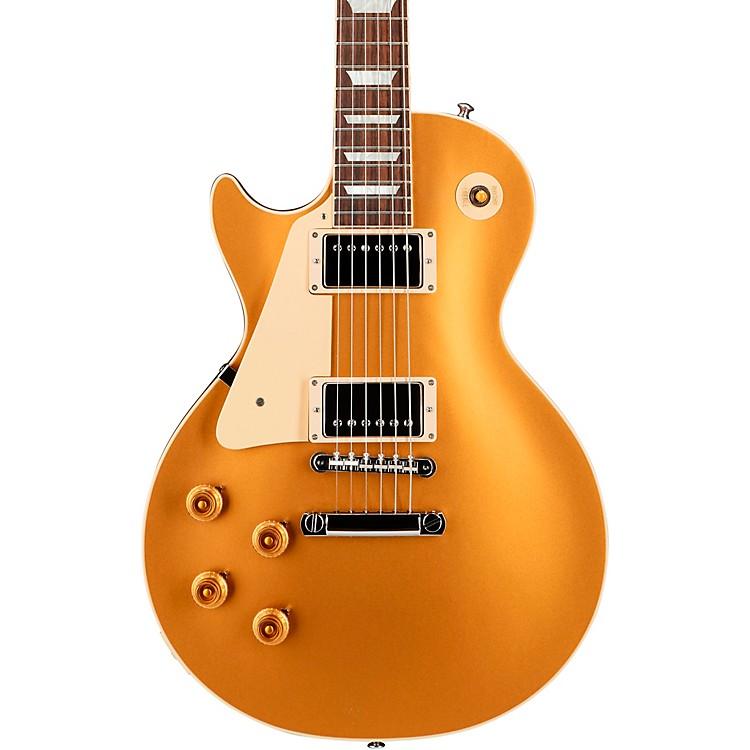 Gibson Custom1957 Les Paul Goldtop Electric GuitarAntique Gold
