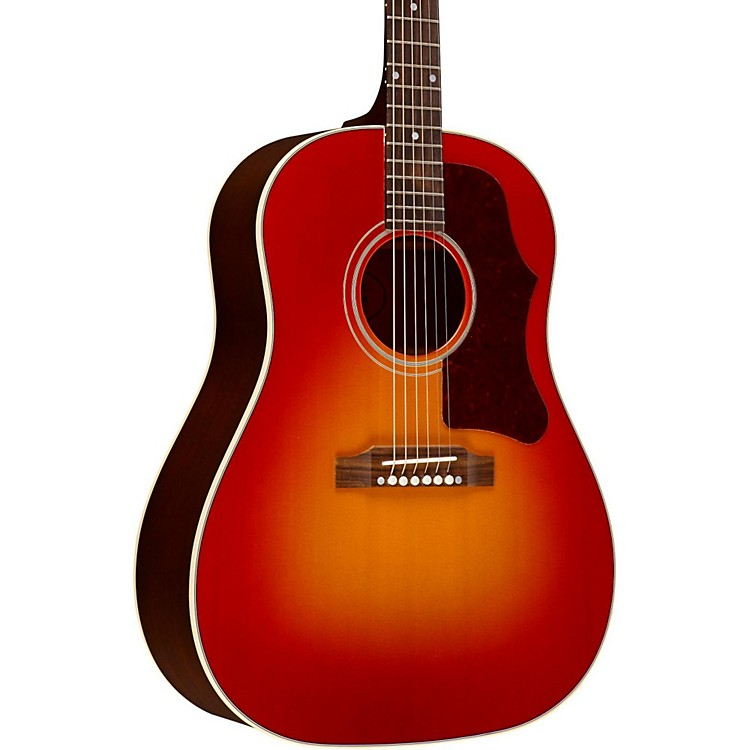 Gibson 1960s J-45 VCS Acoustic-Electric Guitar Vintage Cherry Sunburst