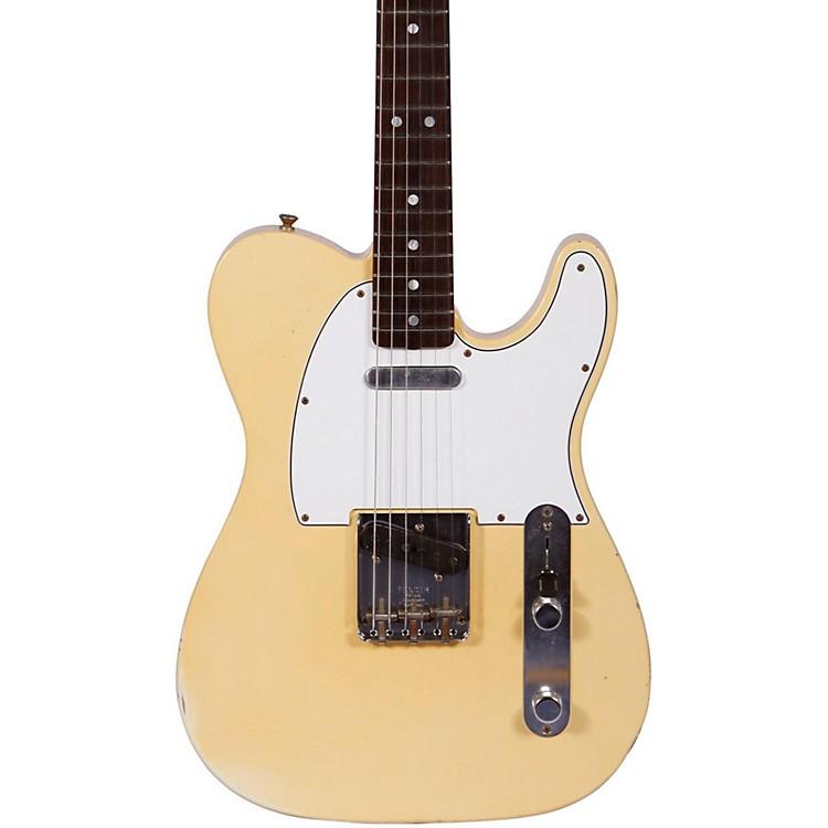 Fender Custom Shop1967 Tele Relic Electric GuitarAged Vintage White