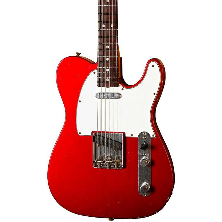 Fender Custom Shop1967 Tele Relic Electric GuitarCandy Apple Red