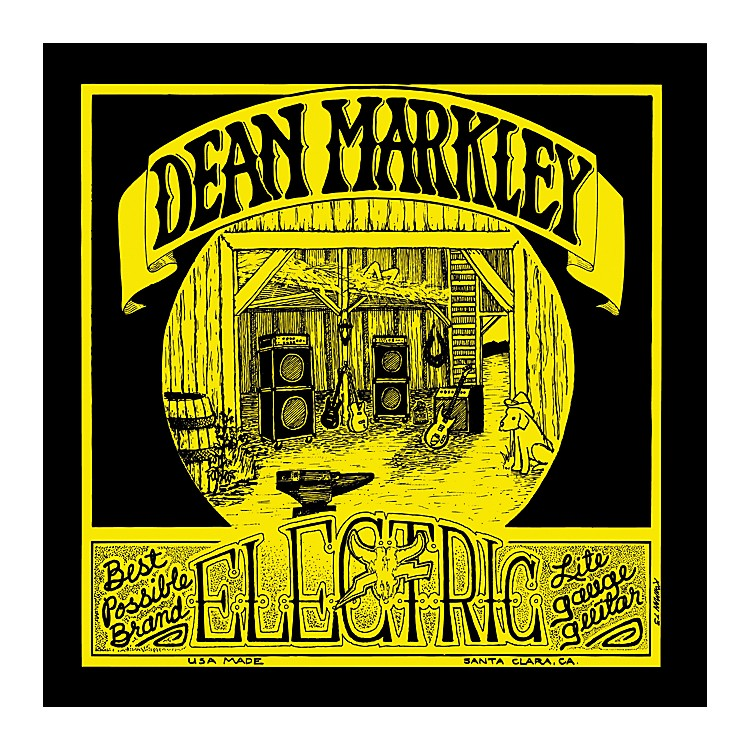 Dean Markley1972 Vintage Electric Reissue Light Electric Guitar Strings