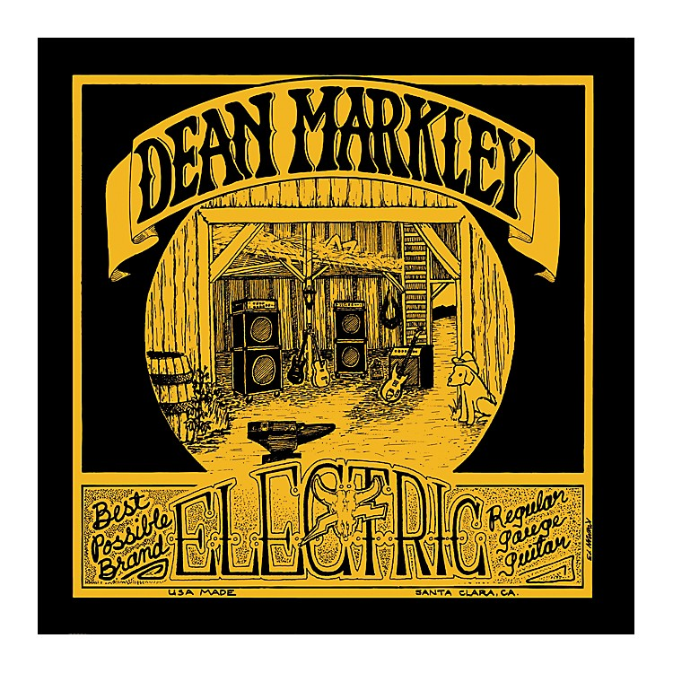 Dean Markley 1973 Vintage Reissue Electric Guitar Strings 12-Pack