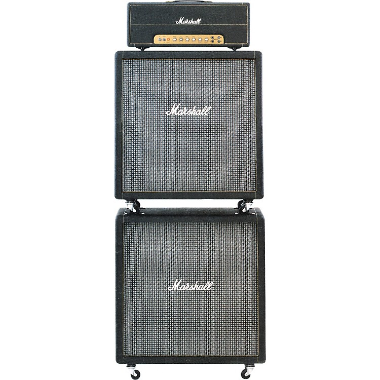 Marshall1987XL, 1960AX, and 1960BX Tube Guitar Full Stack