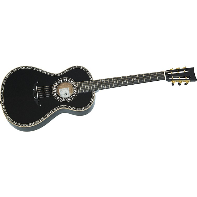 Aria19th Century Steel-String Acoustic Guitar