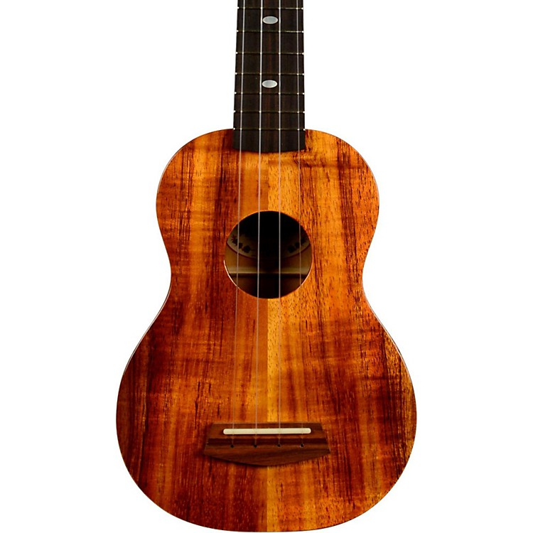 Kala 1KOA-S Elite Soprano Ukelele Gloss Natural