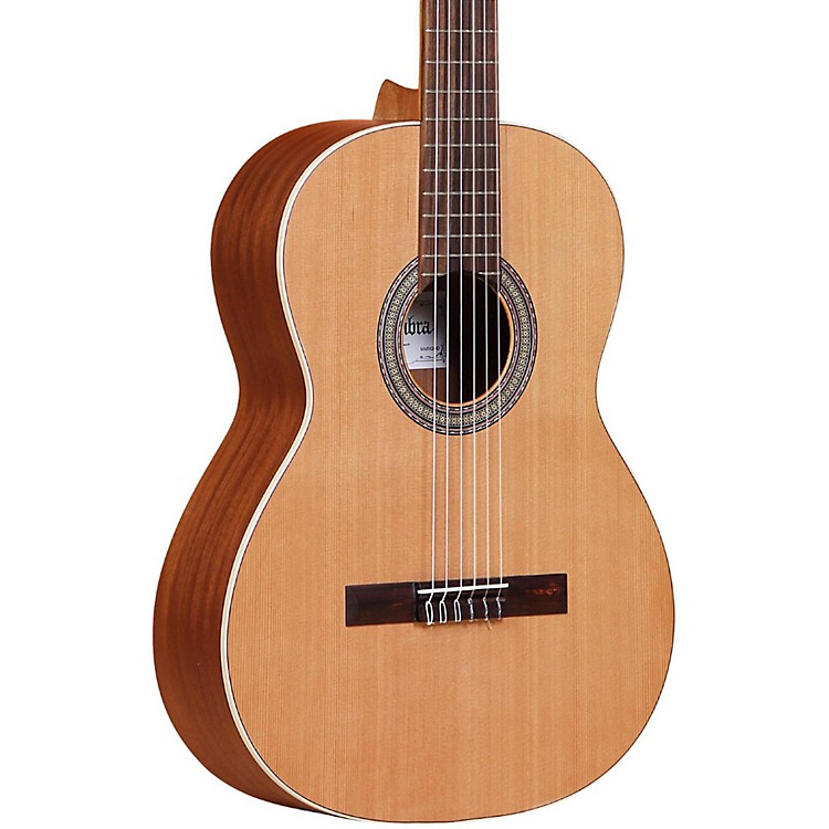 Alhambra 1O P Classical Acoustic Guitar Natural