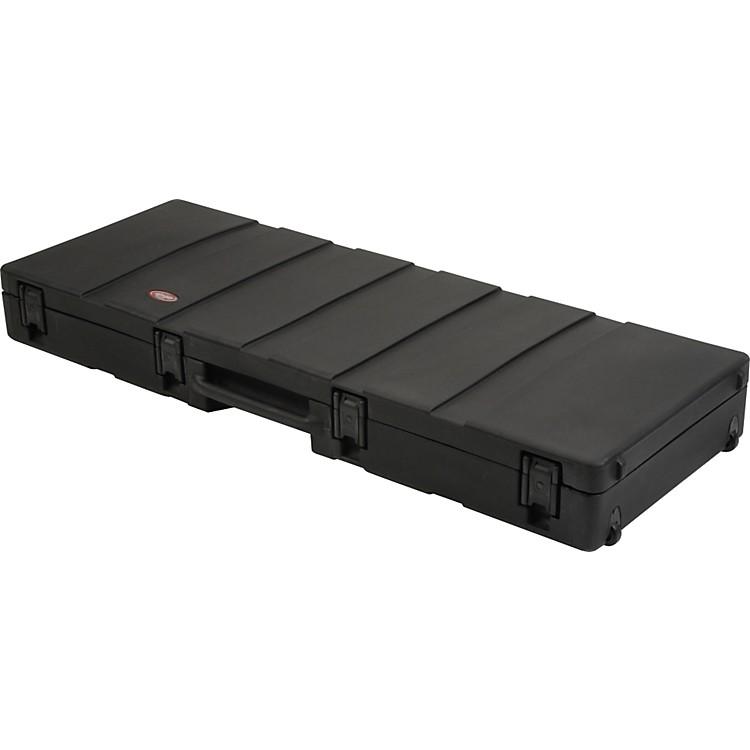 SKB1SKB-R6020W Roto Molded 88-Note Keyboard CaseBlack