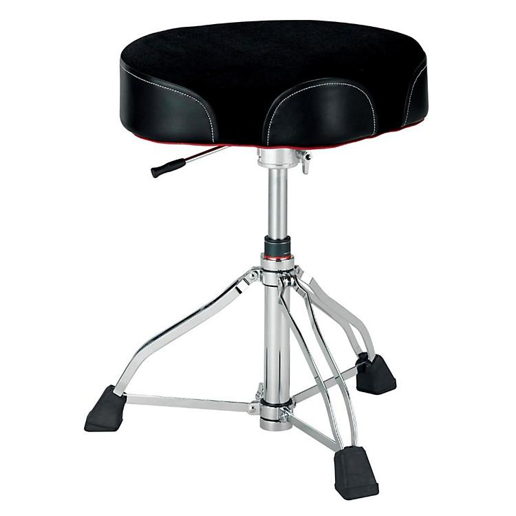TAMA1st Chair Ergo-Rider Drum Throne Hydraulix Cloth TopBlack
