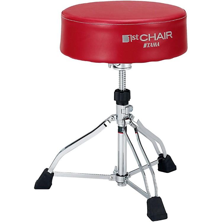 Tama1st Chair Round Rider XL Drum ThroneRed