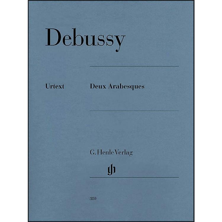 G. Henle Verlag2 Arabesques By Debussy