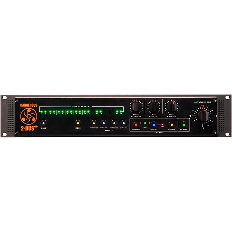 Dangerous Music2-BUS+ 16-Channel Analog Summing Mixer