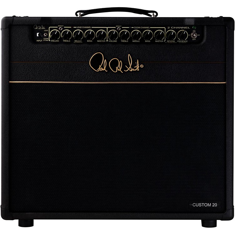 PRS 2 Channel Custom 20 Combo LTD Guitar Combo Amp  888365857244