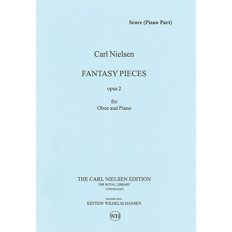 Wilhelm Hansen2 Fantasy Pieces Op 2 (Oboe and Piano) Music Sales America Series