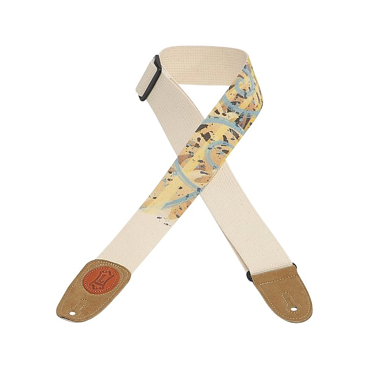 Levy's2 In Guitar Strap CottonUrban