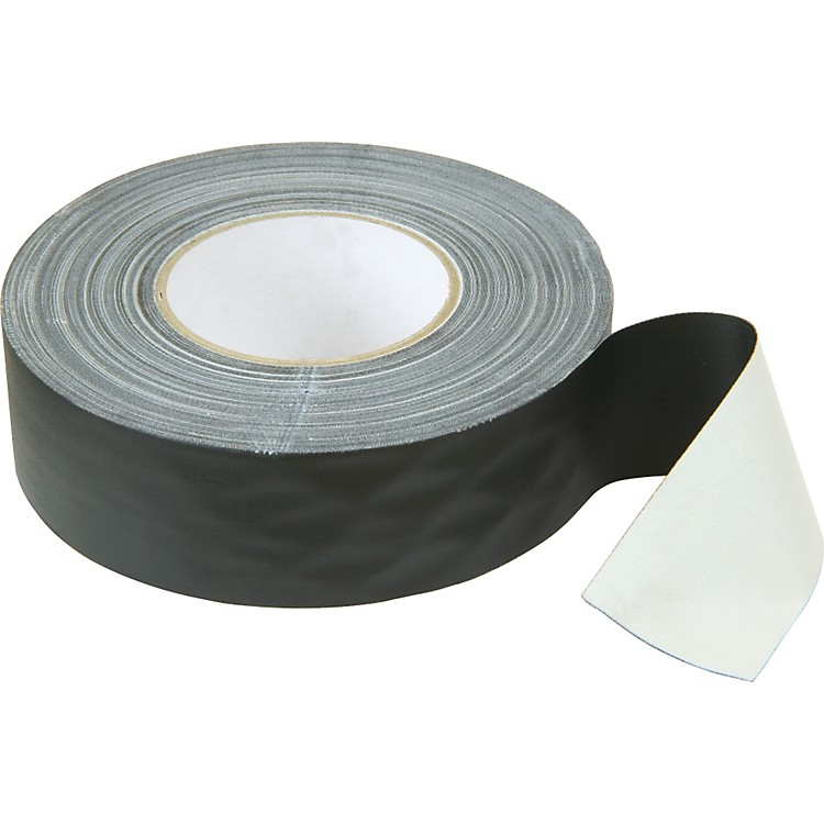 Hosa 2 In. Gaffer's Tape 60 Yards Black
