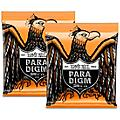 Ernie Ball 2 Pack- Paradigm Hybrid Slinky Electric Guitar Strings Bundle