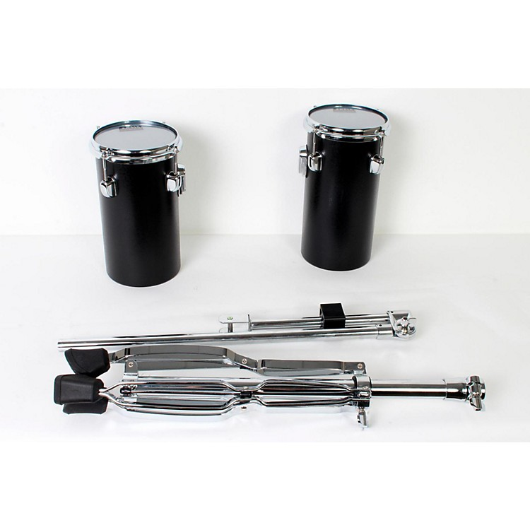Tama 2-Piece High-pitch Octoban Set Black 888365828213