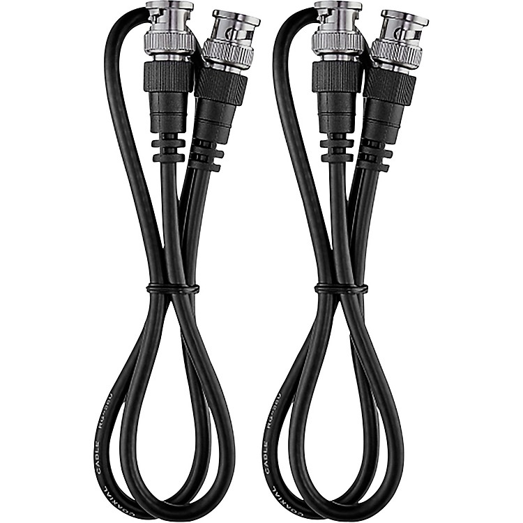 Electro-Voice2 foot antenna coax cable (pair)