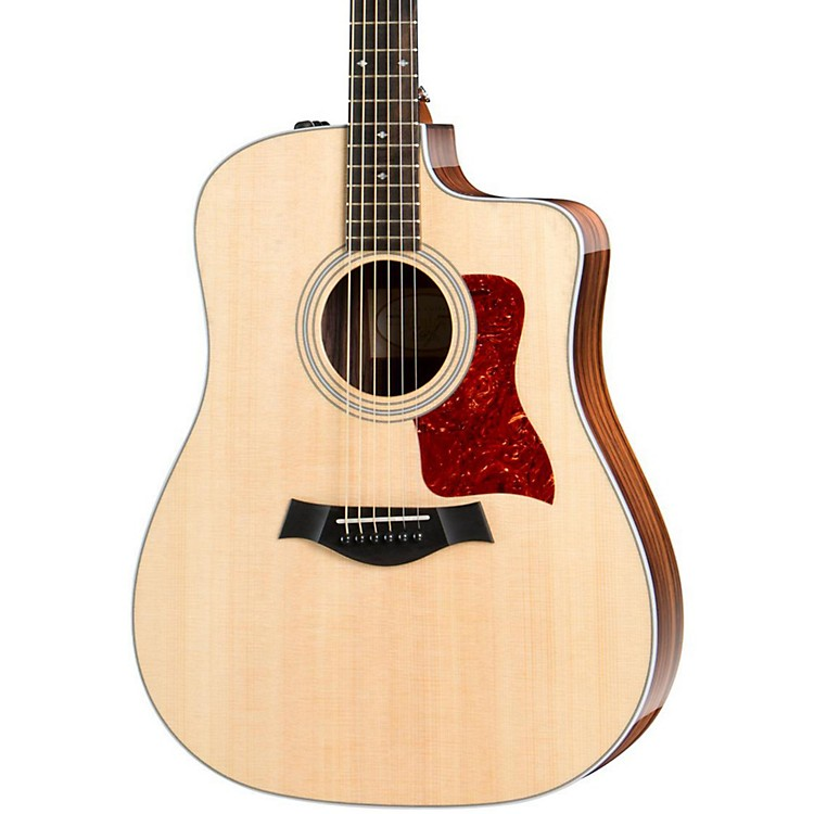 Taylor200 Series 210ce Dreadnought Acoustic-Electric GuitarNatural