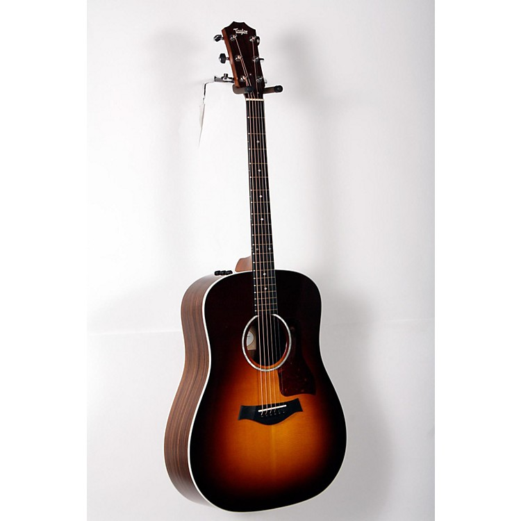 Taylor 200 Series 210e Deluxe Dreadnought Acoustic-Electric Guitar Tobacco Sunburst 888365898209
