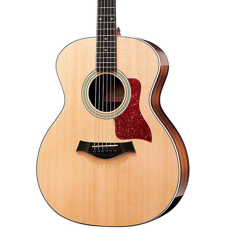 Taylor 200 Series 214e Deluxe Acoustic-Electric Guitar Natural