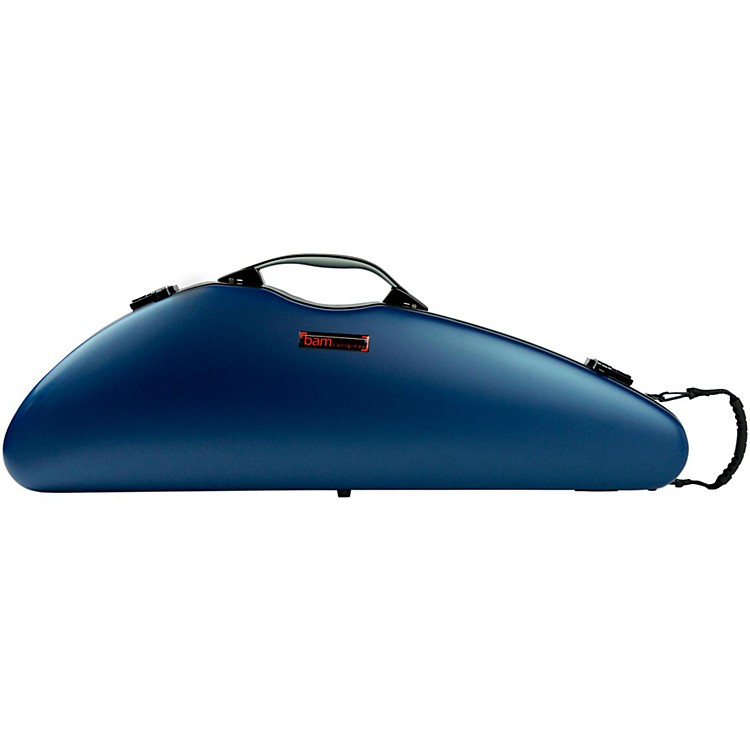 Bam2000XL Hightech Slim Violin CaseAzure Blue