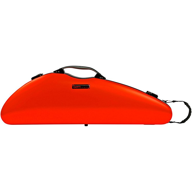 Bam 2000XL Hightech Slim Violin Case Orange