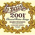 LaBella 2001 Hard Tension Classical Guitar Strings