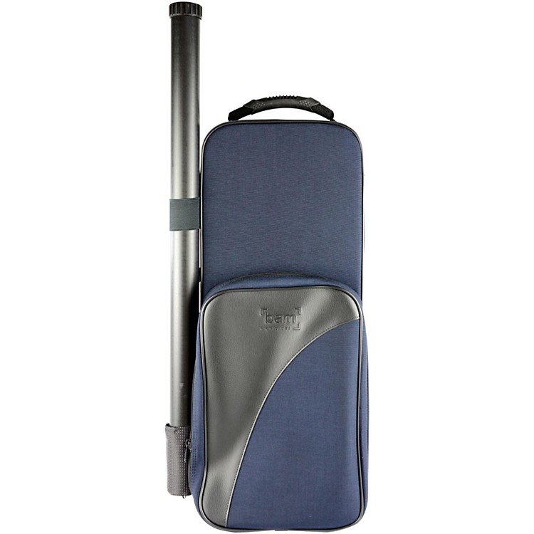 Bam 2001S Trekking Violin Case Navy Blue