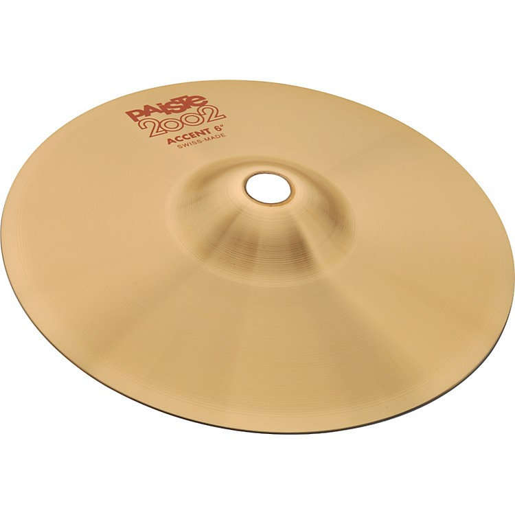 Paiste 2002 Accent Cymbal 8 in.