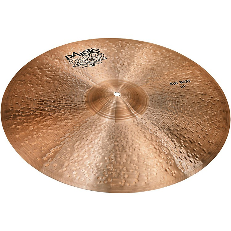 Paiste 2002 Black Big Beat 22 in.