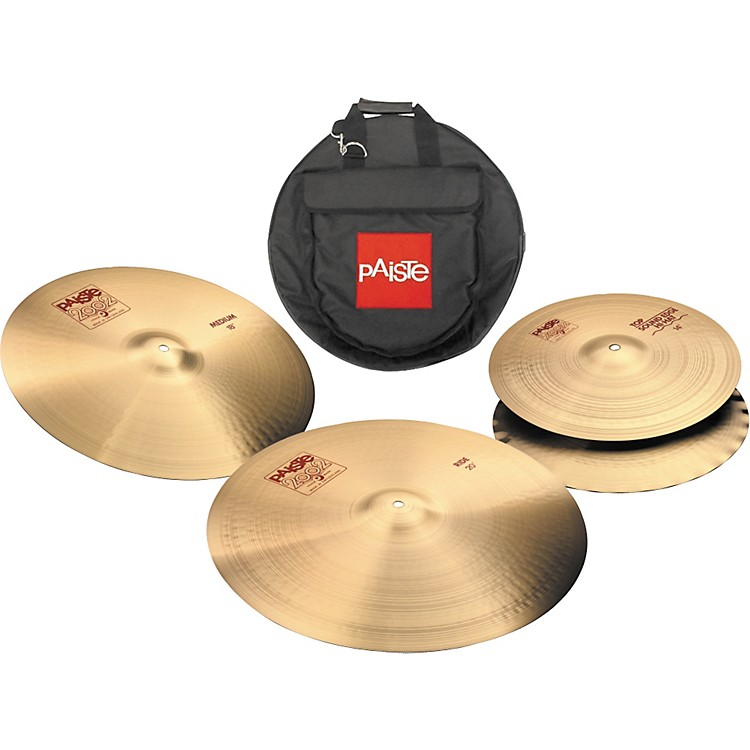 Paiste2002 Cymbal Pack