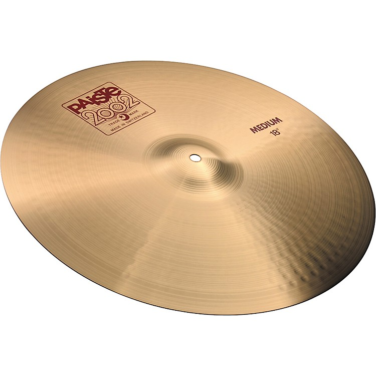 Paiste 2002 Medium Crash Cymbal  20 in.