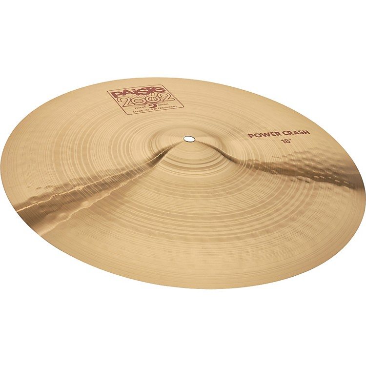 Paiste 2002 Power Crash 20 in.